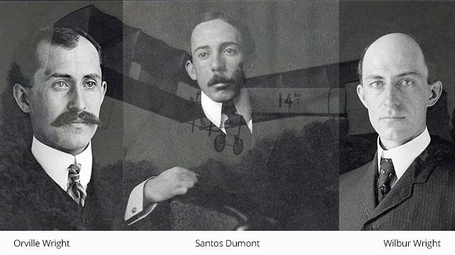Santos_Dumont_Irmaos_Wright