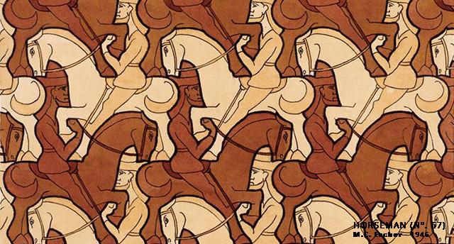 Tesselacoes_Escher_Horseman