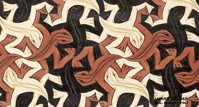 Tesselacoes_Escher_Lizard