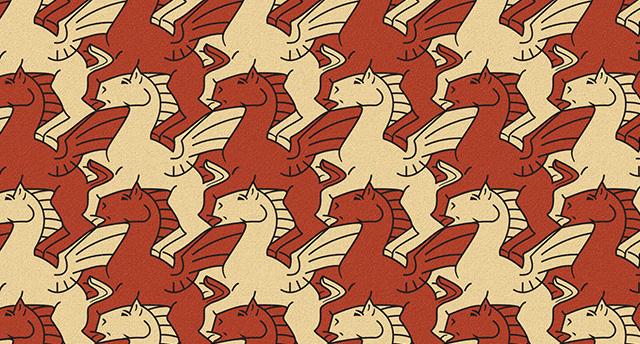 Tesselacoes_Escher_Pegasus_WalterMattos_Transcricao