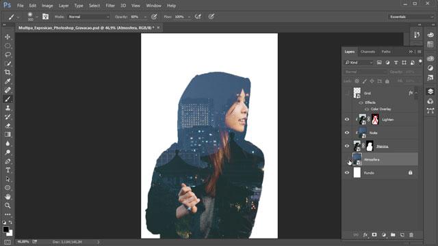 Multipla_Exposicao_Photoshop_11_transcricao_Lighten_Parecido