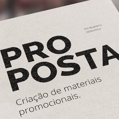 Template De Proposta Para Projeto De Design Walter Mattos